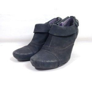 Madison DALLAS Ankle Booties Women's Size 6 Black